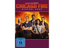 Chicago Fire Staffel 5 6 DVDs