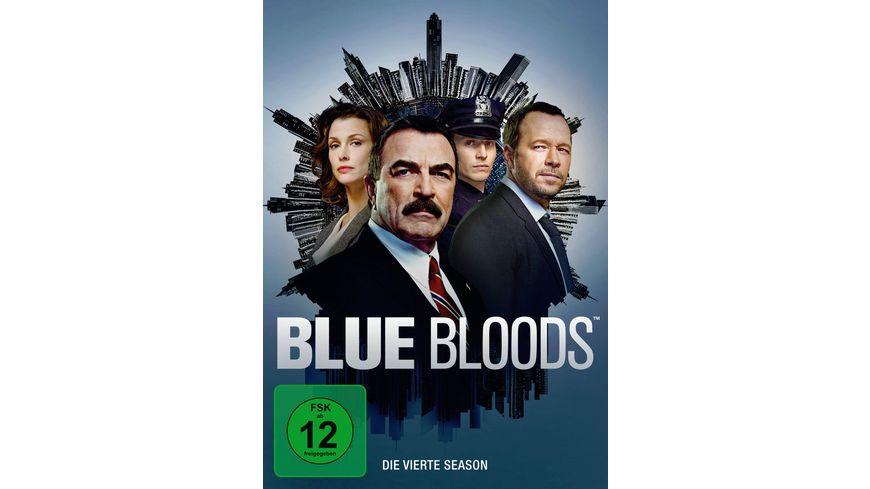 Blue Bloods Staffel 4 6 DVDs