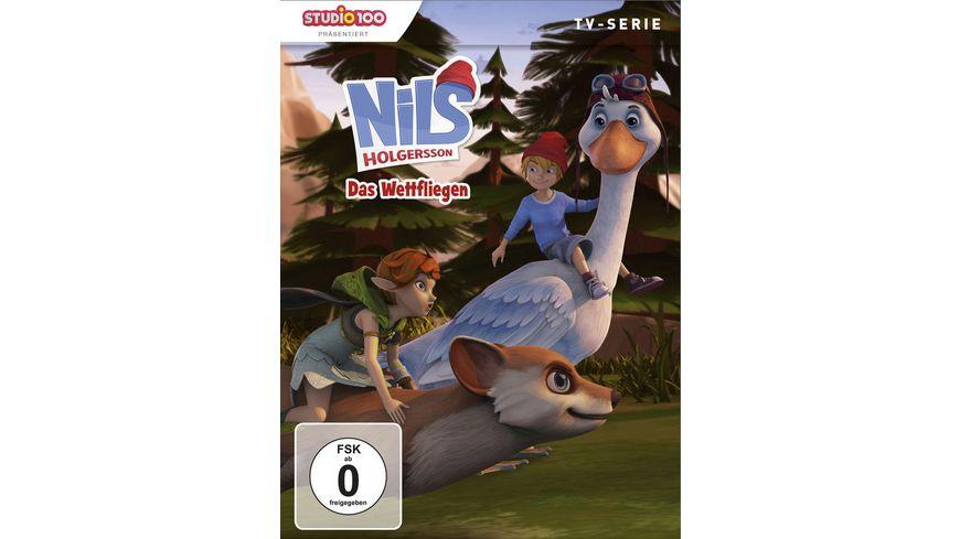 Nils Holgersson CGI DVD 2 Das Wettfliegen Episode 08 13