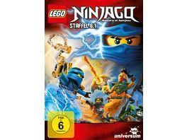 LEGO Ninjago Staffel 6 1