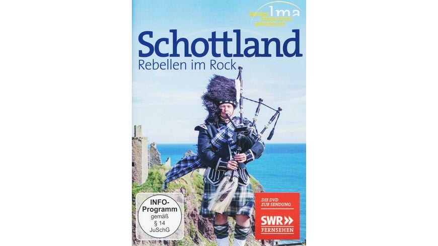 Schottland Rebellen im Rock