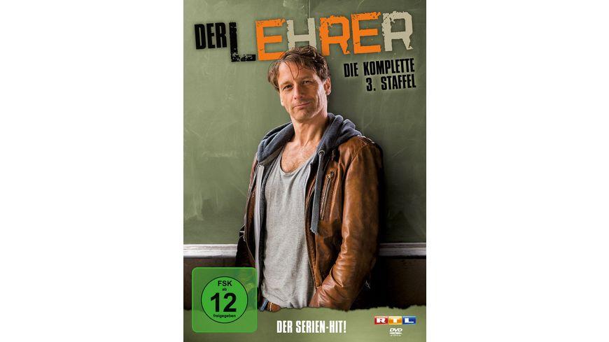 Der Lehrer Die komplette 3 Staffel 3 DVDs