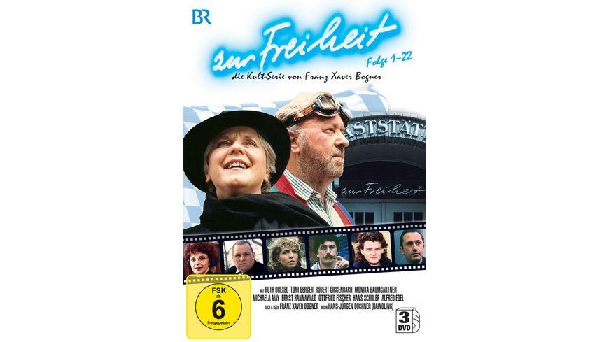 Zur Freiheit Folgen 01 22 3 DVDs
