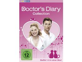 Doctor s Diary Staffel 1 3 Komplettbox 6 DVDs