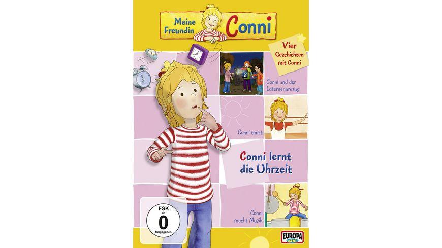 Meine Freundin Conni 3 Conni lernt die Uhrzeit