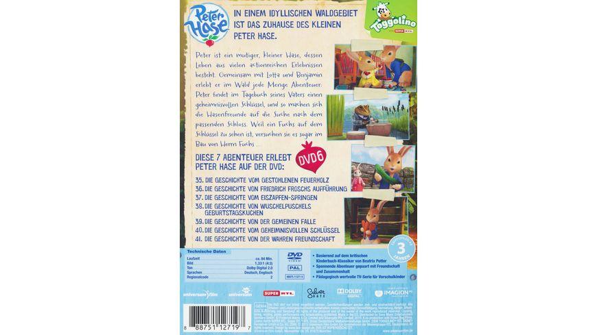 Peter Hase DVD 6 Die TV Serie Folge 35 41