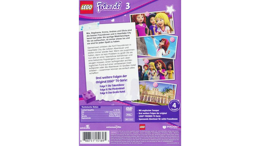 LEGO Friends 3