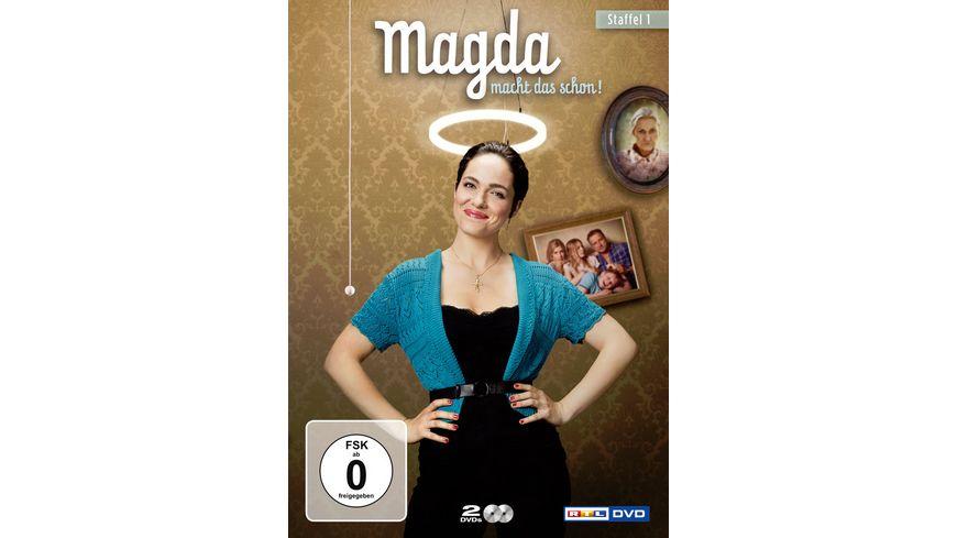 Magda macht das schon Staffel 1 2 DVDs