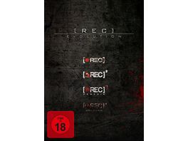 Rec Evolution 4 DVDs