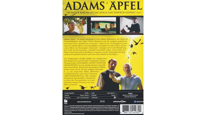 Adams Aepfel Digital Remastered