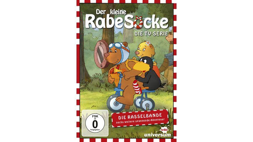 Der kleine Rabe Socke Die TV Serie 5