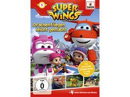 Super Wings 1 Drachenfliegen leicht gemacht