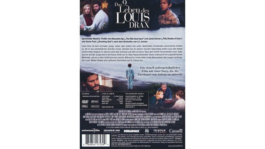 Das 9 Leben des Louis Drax