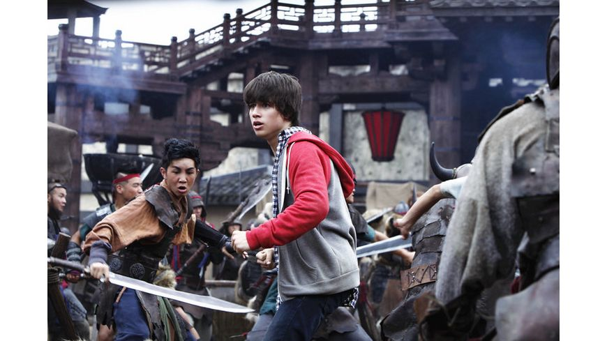 The Warriors Gate 3D Blu ray 2D