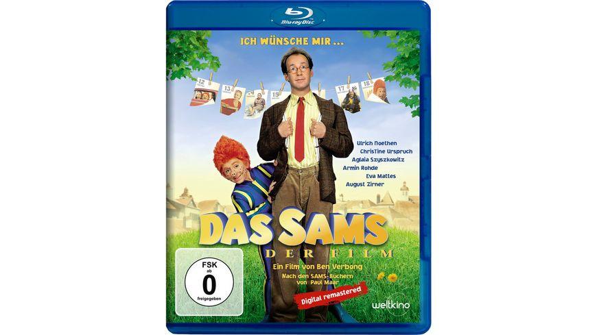 Das Sams Der Film Digital Remastered in 2K