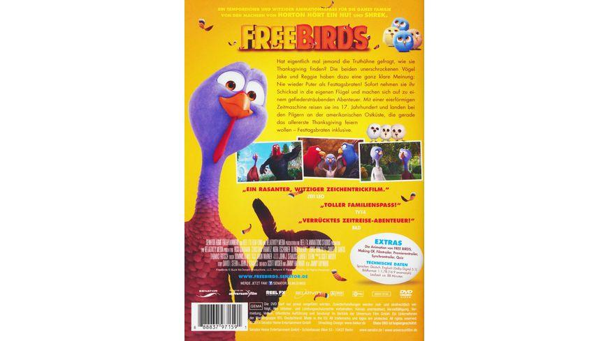 Free Birds Esst uns an einem anderen Tag