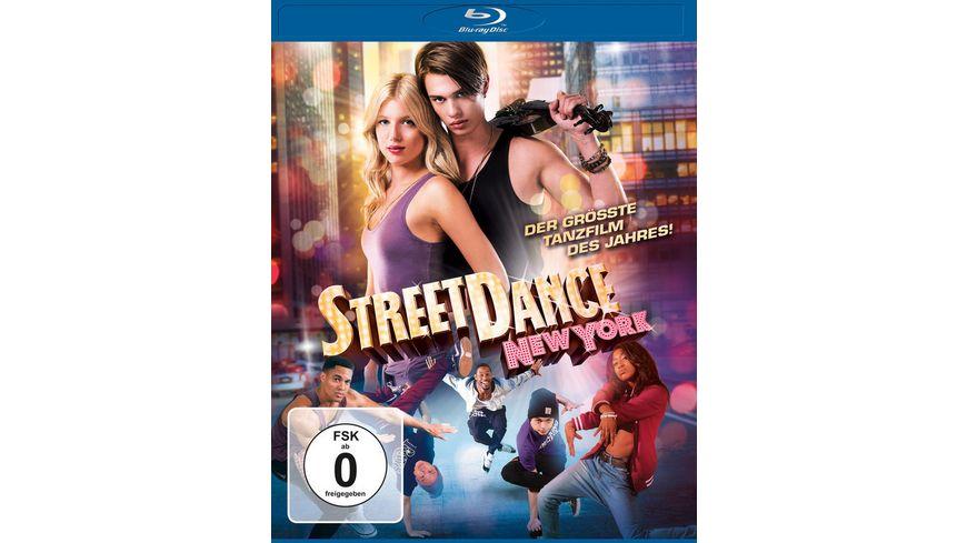 Streetdance New York