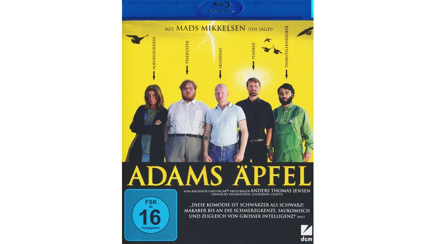 Adams Aepfel
