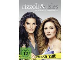 Rizzoli Isles Staffel 7 3 DVDs