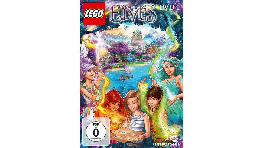 Lego Elves Die Elfen aus Elvendale Vol 1