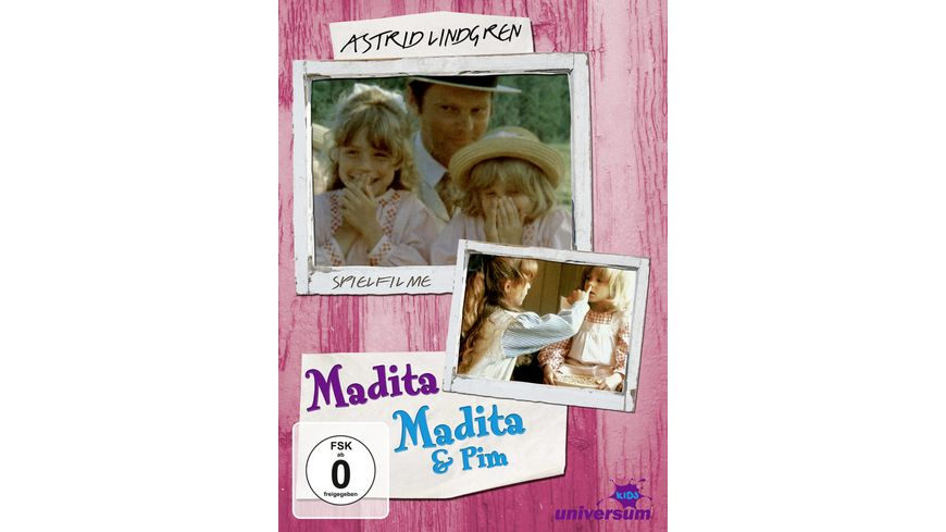 Madita Box 2 DVDs