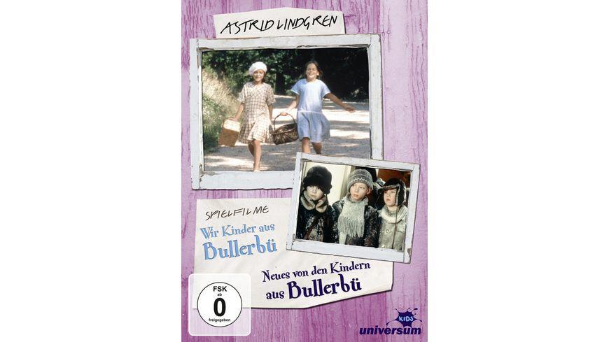 Bullerbue Box 2 DVDs