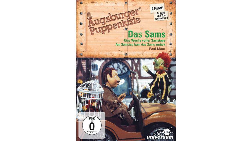 Das Sams Augsburger Puppenkiste