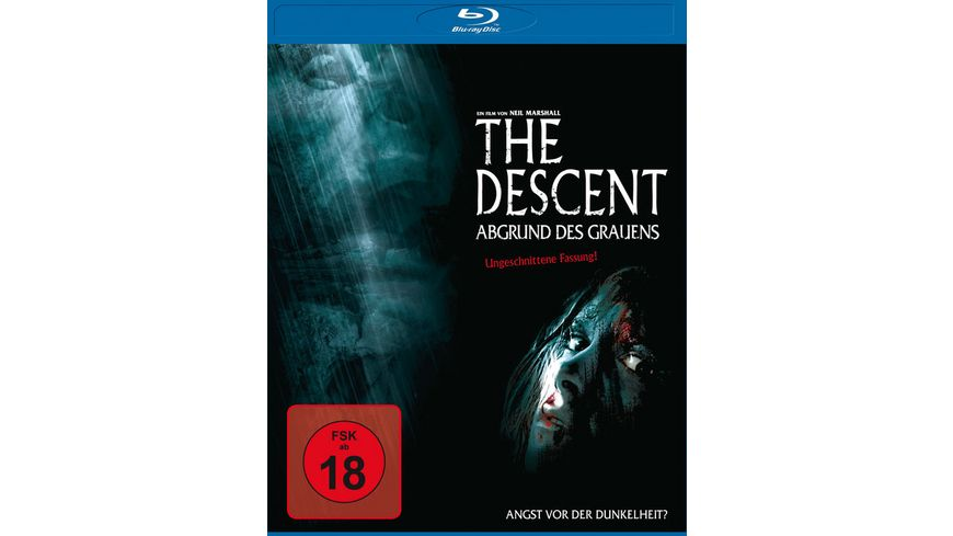 The Descent Abgrund des Grauens