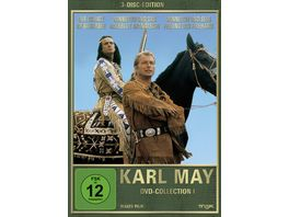Karl May Collection 1 3 DVDs