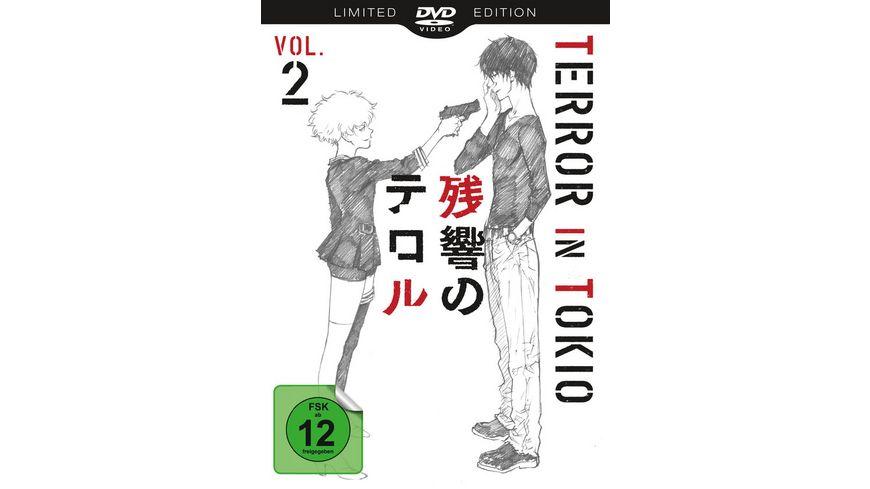 Terror in Tokio Vol 2 LE SE