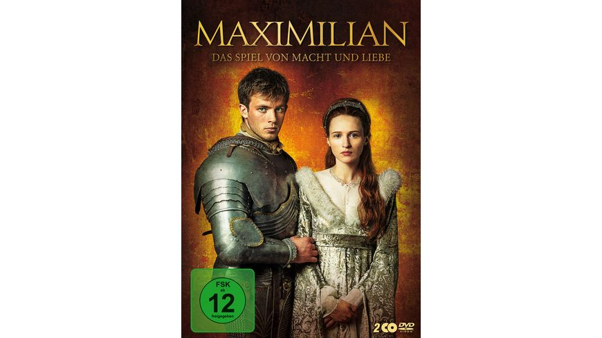 Maximilian Das Spiel von Macht und Liebe 2 DVDs