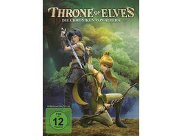 Throne of Elves Die Chroniken von Altera