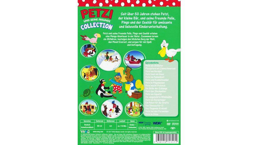 Petzi Collection Petzi als Bergsteiger Petzi als Skilaeufer 2 DVDs