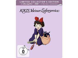 Kiki s kleiner Lieferservice Steelbook DVD LE