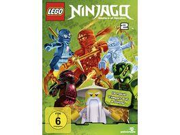 LEGO Ninjago Staffel 2 2 DVDs