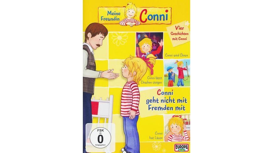 Meine Freundin Conni 9 Conni geht nicht mit Fremden