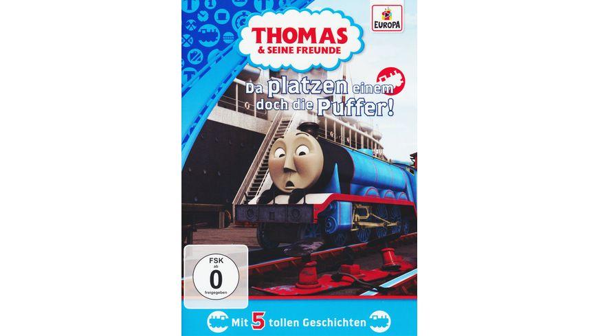 Thomas seine Freunde 38 Da platzen einem doch die Puffer