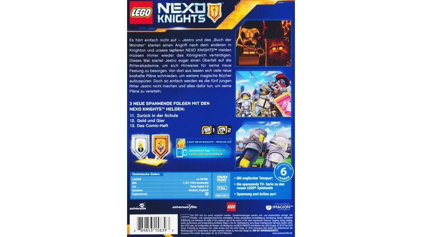 LEGO Nexo Knights Staffel 2 1