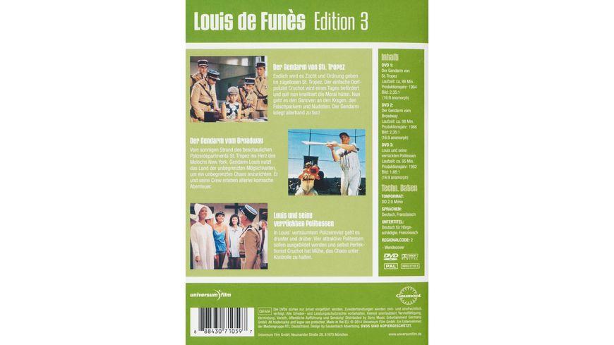 Louis de Funes Edition 3 3 DVDs