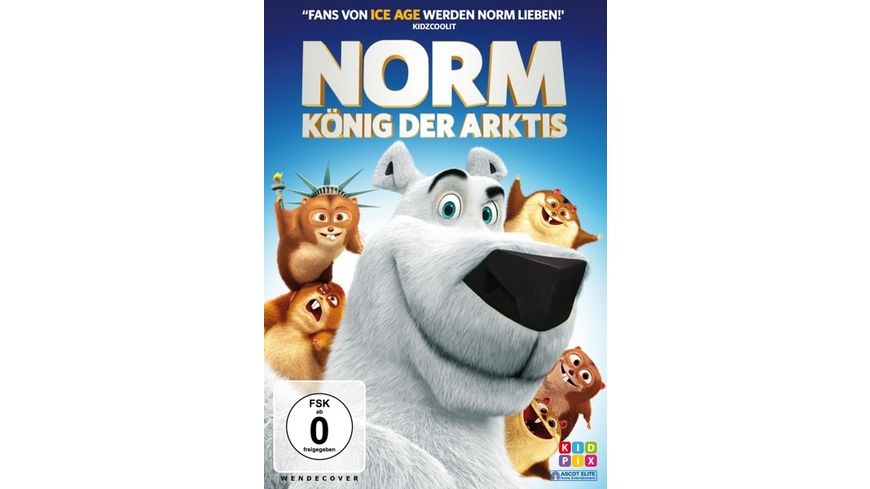 Norm Koenig der Arktis
