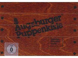 Augsburger Puppenkiste Sammler Edition Holzkiste 8 DVDs