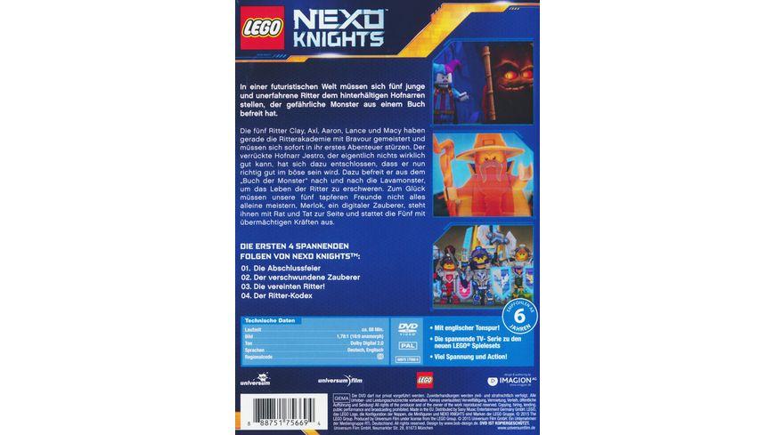 LEGO Nexo Knights Staffel 1 1