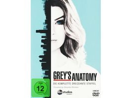Grey s Anatomy Staffel 13 6 DVDs