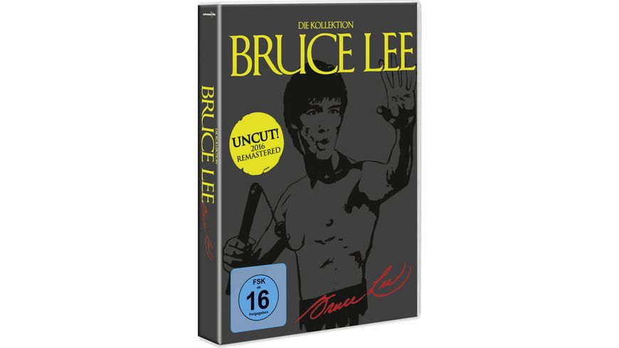Bruce Lee Die Kollektion 3 0 Uncut 5 DVDs
