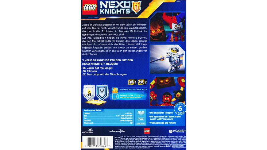 LEGO Nexo Knights Staffel 1 2
