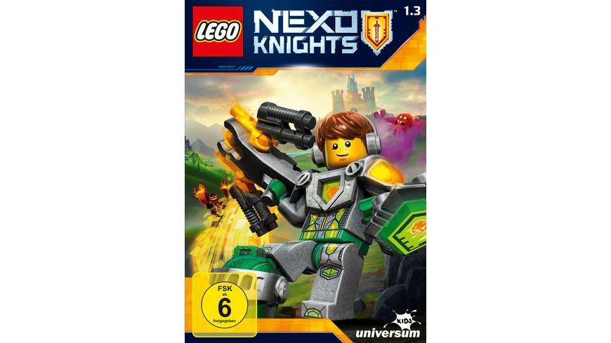LEGO Nexo Knights Staffel 1 3