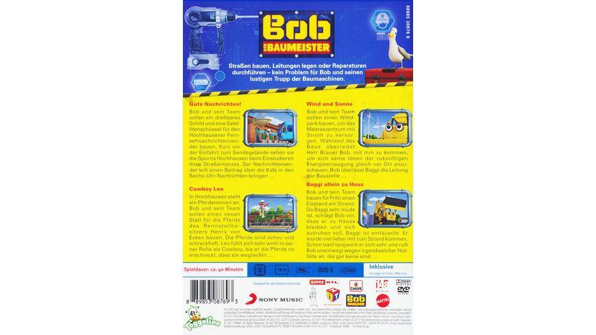 Bob der Baumeister 09 Gute Nachrichten