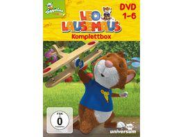 Leo Lausemaus Komplettbox 1 6 6 DVDs