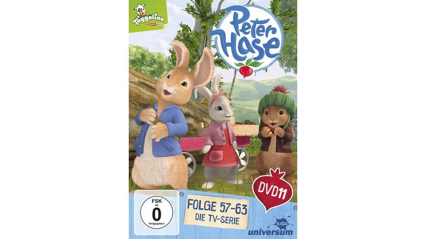 Peter Hase DVD 11 Die TV Serie Folge 57 63