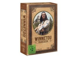 Winnetou Deluxe Edition 10 DVDs